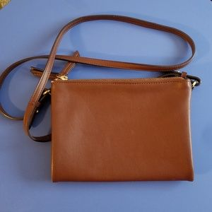 Old Navy crossbody purse. Duel-zippers